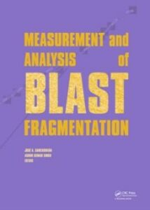 Ebook in inglese Measurement and Analysis of Blast Fragmentation -, -