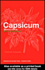Ebook in inglese Capsicum