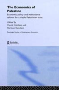 Ebook in inglese Economics of Palestine -, -