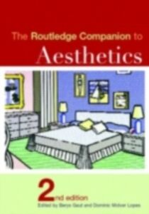 Ebook in inglese Routledge Companion to Aesthetics