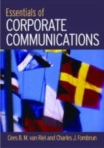Ebook in inglese Essentials of Corporate Communication Fombrun, Charles J. , Riel, Cees B.M. van