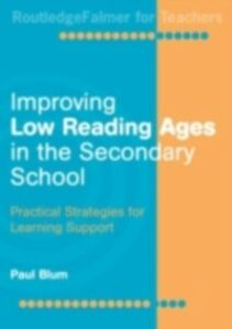 Ebook in inglese Improving Low-Reading Ages in the Secondary School Blum, Paul
