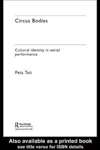 Ebook in inglese Circus Bodies Tait, Peta