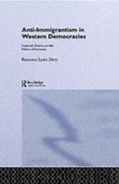 Anti-Immigrantism in Western Democracies