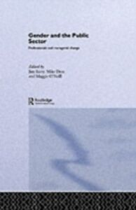 Ebook in inglese Gender and the Public Sector