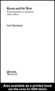 Ebook in inglese Russia and the West Hønneland, Geir