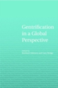 Ebook in inglese Gentrification in a Global Context -, -