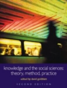 Ebook in inglese Knowledge and the Social Sciences