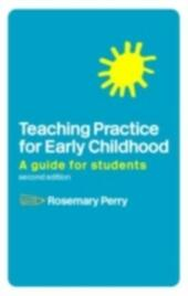 Teaching Practice for Early Childhood
