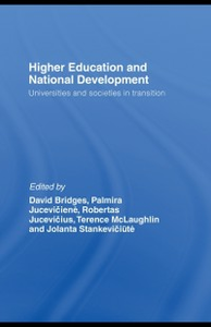 Ebook in inglese Higher Education and National Development -, -