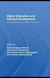 Higher Education and National Development