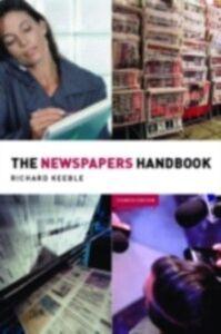 Ebook in inglese Newspapers Handbook Keeble, Richard