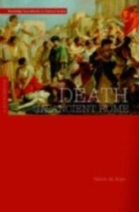 Foto Cover di Death in Ancient Rome, Ebook inglese di Valerie Hope, edito da Taylor and Francis