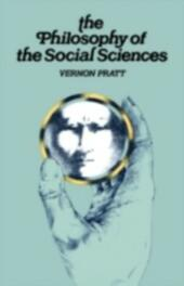 Philosophy and the Social Sciences