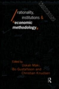 Foto Cover di Rationality, Institutions and Economic Methodology, Ebook inglese di  edito da Taylor and Francis