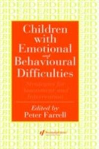 Ebook in inglese Children With Emotional And Behavioural Difficulties -, -