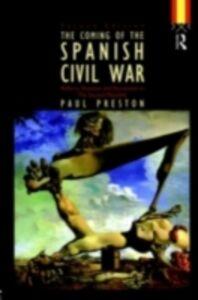 Ebook in inglese Coming of the Spanish Civil War Preston, Paul