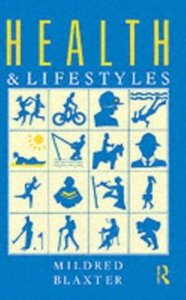 Ebook in inglese Health and Lifestyles Blaxter, Mildred