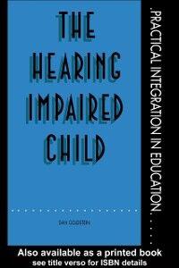 Ebook in inglese Hearing Impaired Child Goldstein, Dan , Goldstein, Mr Dan