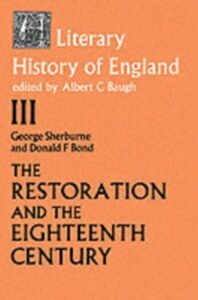Ebook in inglese Literary History of England