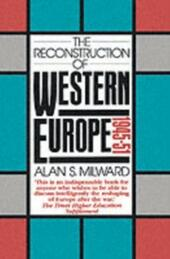 Reconstruction of Western Europe, 1945-51