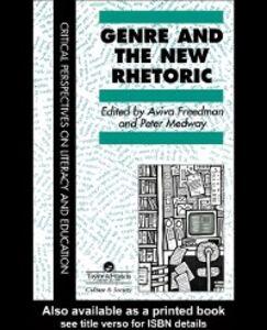 Ebook in inglese Genre In The New Rhetoric -, -