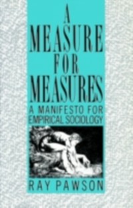 Ebook in inglese Measure for Measure: Manifesto Pawson, R