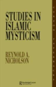 Ebook in inglese Studies in Islamic Mysticism Nicholson, Reynold A.