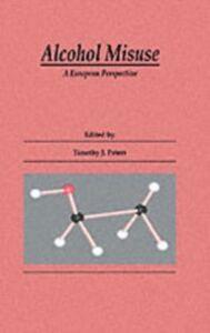 Foto Cover di Alcohol Misuse, Ebook inglese di Timothy J. Peters, edito da Taylor and Francis