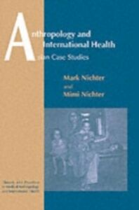 Ebook in inglese Anthropology and International Health