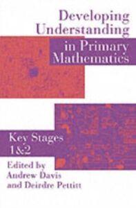 Ebook in inglese Developing Understanding In Primary Mathematics