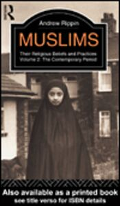 Ebook in inglese Muslims - Vol 2 Rippin, Andrew