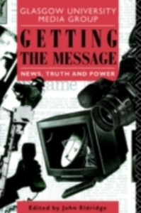 Ebook in inglese Getting the Message -, -
