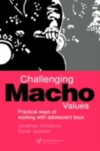 Ebook in inglese Challenging Macho Values -, -