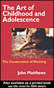 Ebook in inglese The Art of Childhood and Adolescence Matthews, John