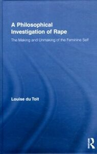 Ebook in inglese Philosophical Investigation of Rape Toit, Louise du