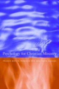 Ebook in inglese Psychology for Christian Ministry Nye, Rebecca , Savage, Sara , Watts, Fraser