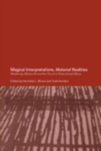 Ebook in inglese Magical Interpretations, Material Realities