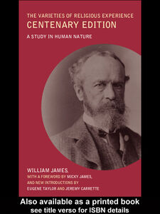 Ebook in inglese The Varieties of Religious Experience James, William