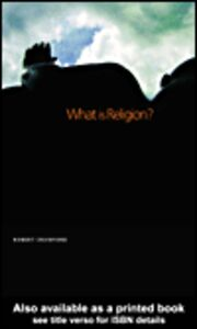 Ebook in inglese What is Religion? Crawford, Robert