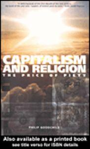 Foto Cover di Capitalism and Religion, Ebook inglese di Philip Goodchild, edito da