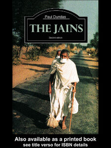 Foto Cover di The Jains, Ebook inglese di Paul Dundas, edito da