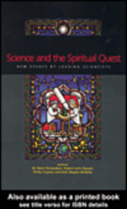 Ebook in inglese Science and the Spiritual Quest Clayton, Phillip , Richardson, Mark , Russell, Robert J. , Wegter-McNelly, Kirk
