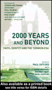 Ebook in inglese 2000 Years and Beyond