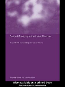 Foto Cover di Culture and Economy in the Indian Diaspora, Ebook inglese di AA.VV edito da