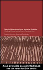 Magical Interpretations, Material Realities