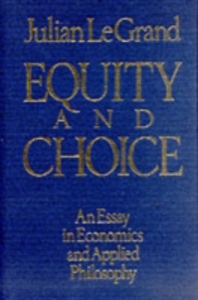 Ebook in inglese Equity and Choice Grand, Julian Le
