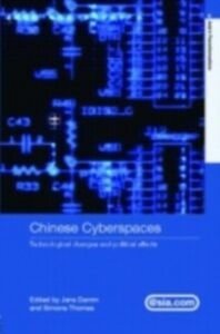 Ebook in inglese Chinese Cyberspaces -, -