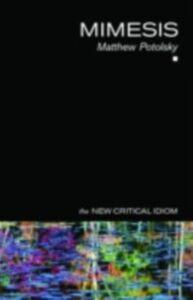 Foto Cover di Mimesis, Ebook inglese di Matthew Potolsky, edito da Taylor and Francis