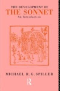 Ebook in inglese Development of the Sonnet Spiller, Michael R. G.